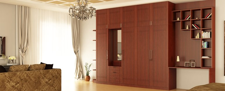 modular bedroom interior designers in chennai - homelane