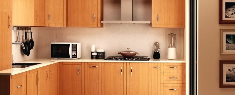 Modular kitchen interior designers in new mumbai maharashtra homelane Kitchen design mumbai pictures