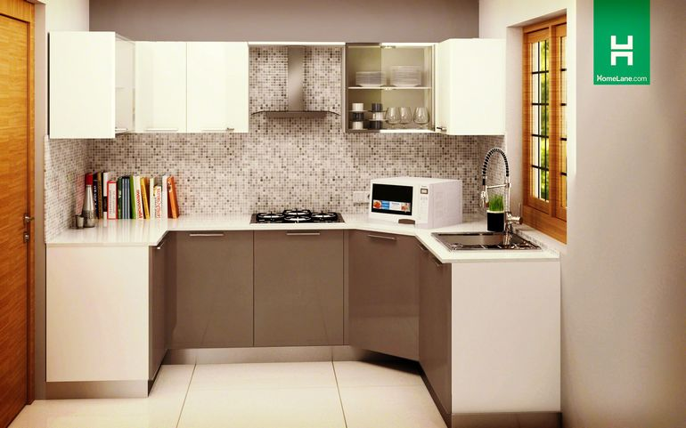 Condor Spartan U-Shaped Kitchen