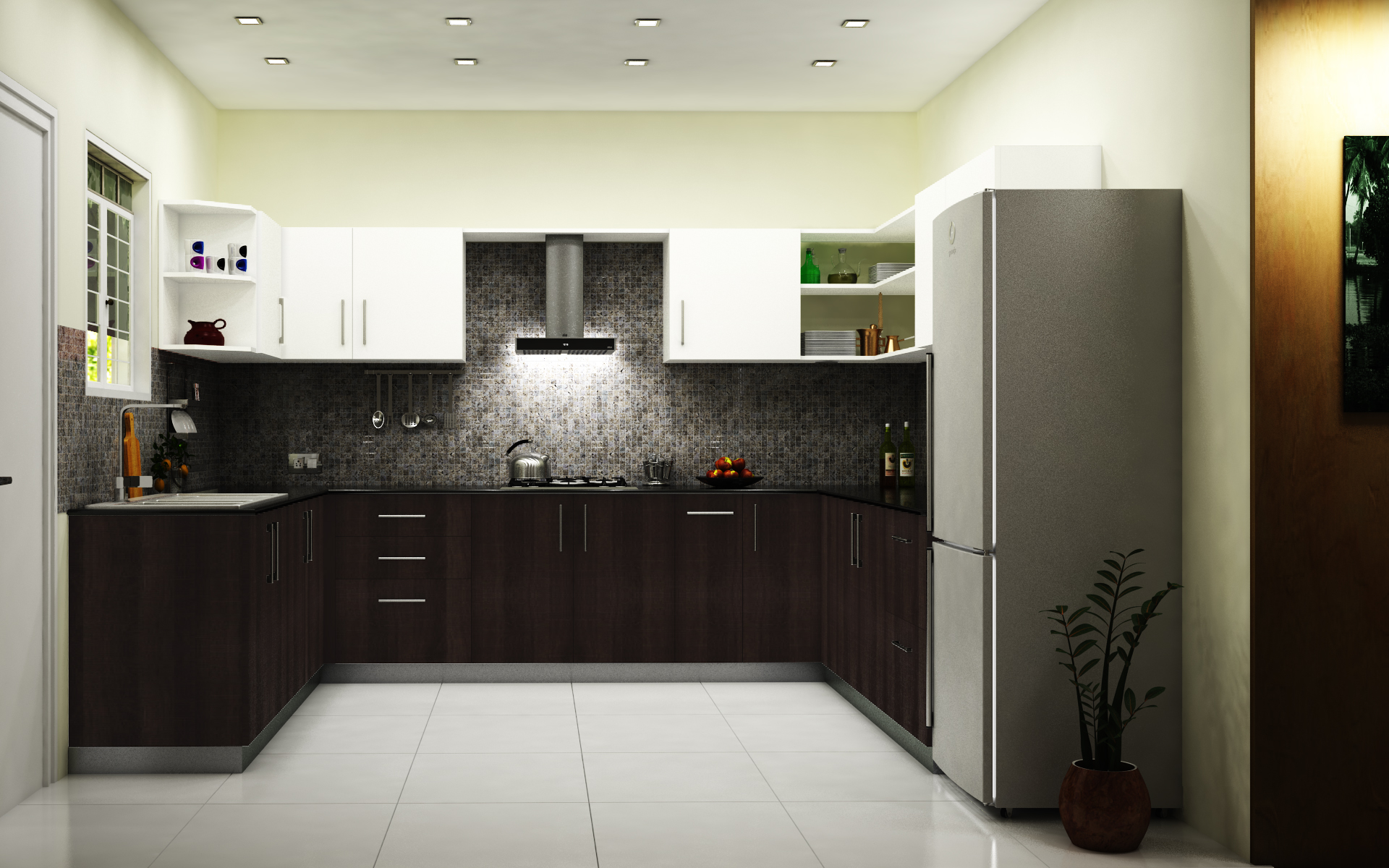 buy modular latest budget kitchens online india homelane com