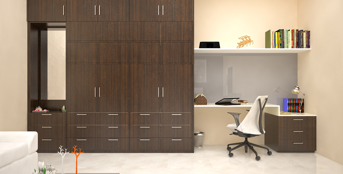 Homelane Study Tables Interior Designers